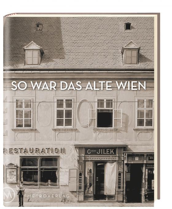 Cover-Bild So war das Alte Wien