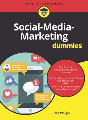 Cover-Bild Social-Media-Marketing für Dummies