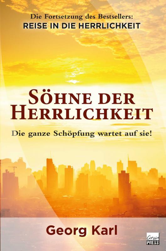 Cover-Bild Söhne der Herrlichkeit
