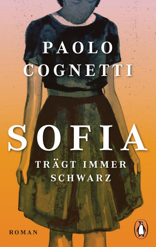 Cover-Bild Sofia trägt immer Schwarz