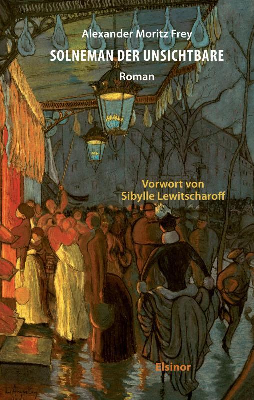 Cover-Bild Solneman der Unsichtbare
