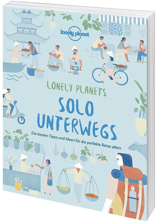 Cover-Bild Solo unterwegs