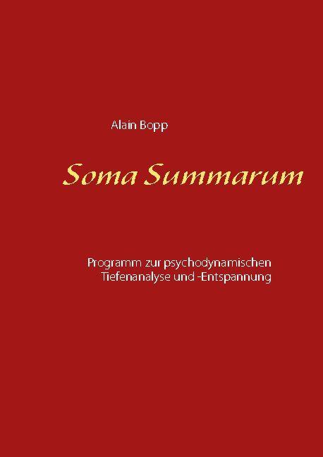 Cover-Bild Soma Summarum
