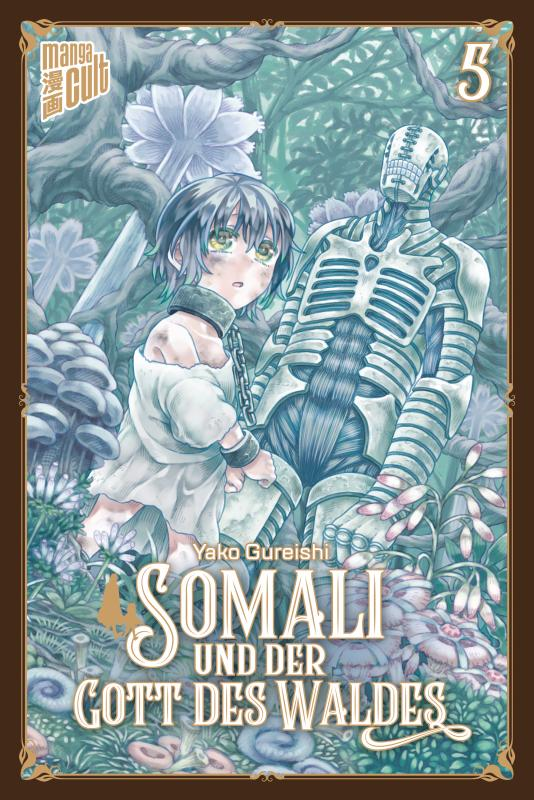 Cover-Bild Somali und der Gott des Waldes 5