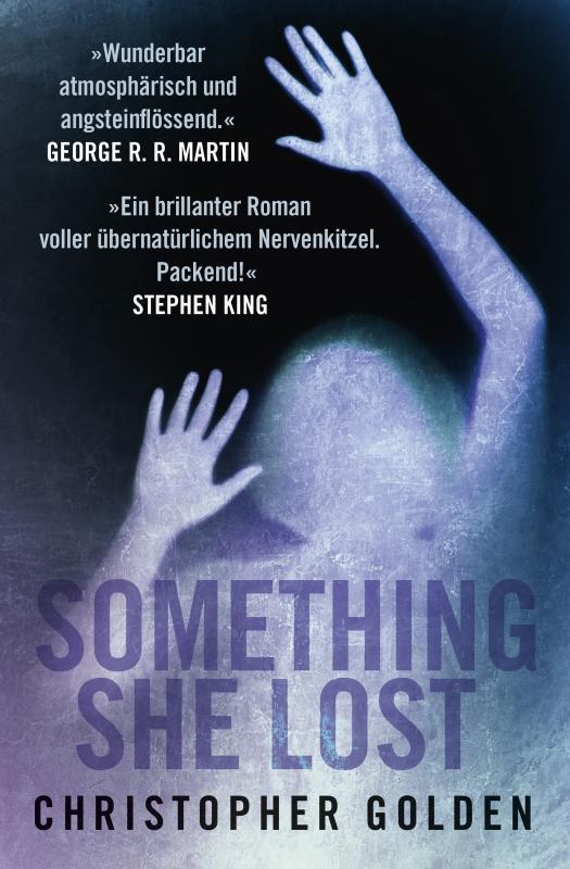 Cover-Bild Something she lost
