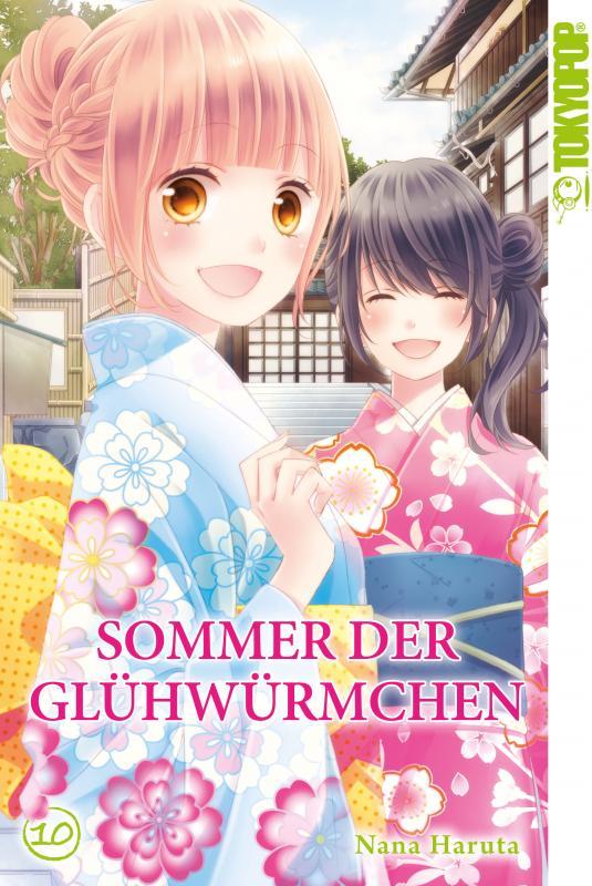 Cover-Bild Sommer der Glühwürmchen 10