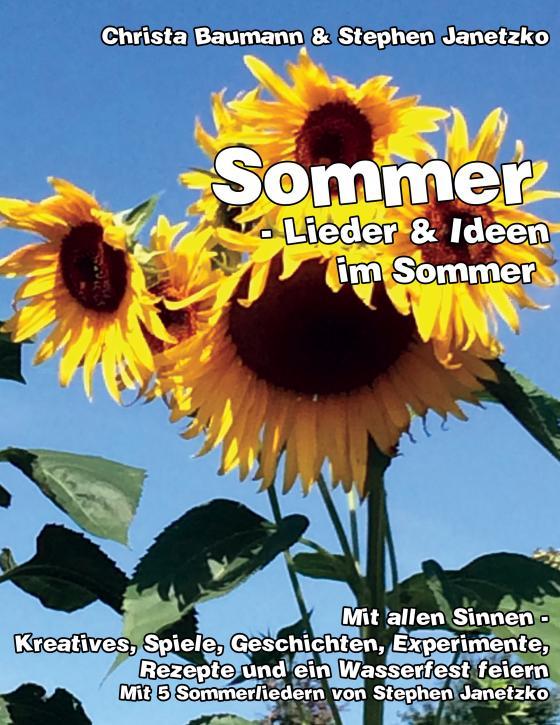 Cover-Bild Sommer - Lieder & Ideen im Sommer