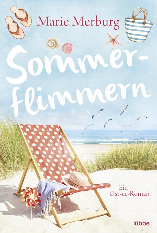 Cover-Bild Sommerflimmern