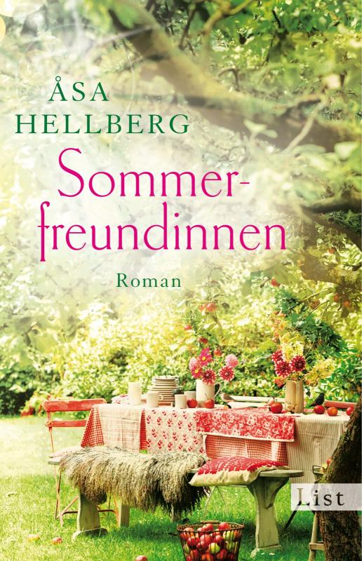 Cover-Bild Sommerfreundinnen