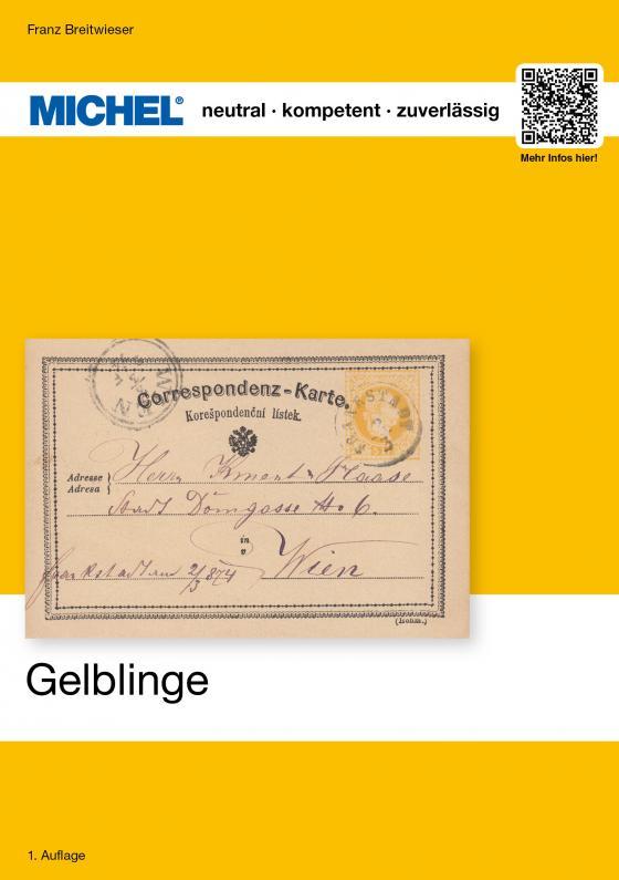 Cover-Bild Sonderheft Gelblinge