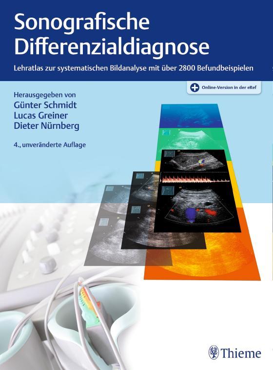 Cover-Bild Sonografische Differenzialdiagnose