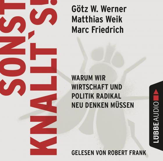 Cover-Bild Sonst knallt's!
