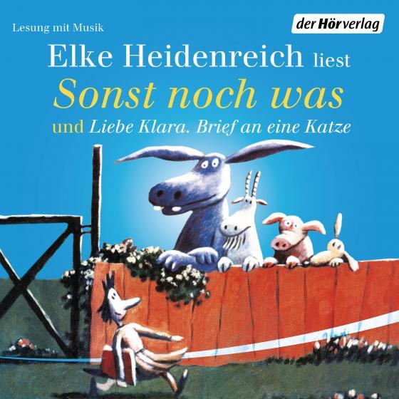 Cover-Bild Sonst noch was/Liebe Klara. Brief an eine Katze