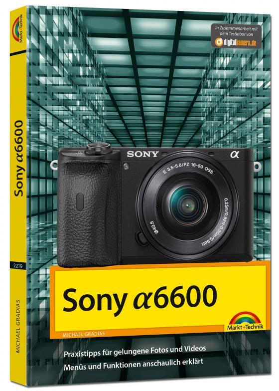 Cover-Bild Sony Alpha A6600 - Handbuch zur Kamera