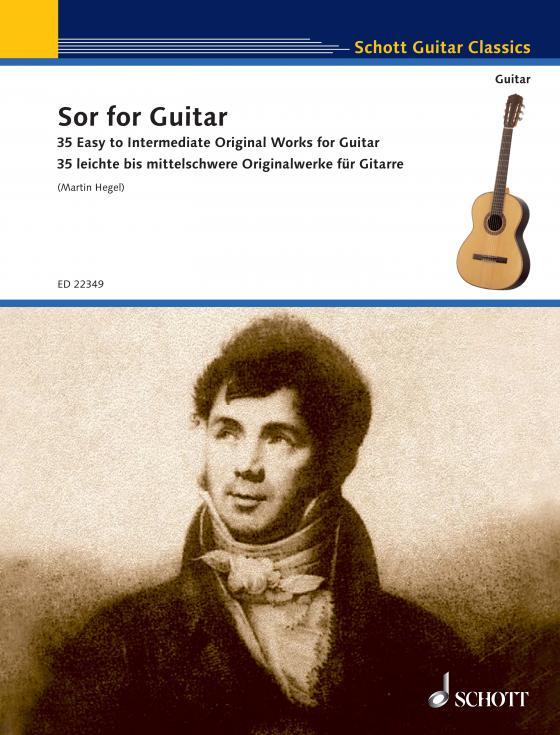 Cover-Bild Sor for Guitar