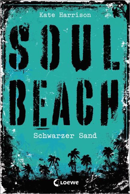 Cover-Bild Soul Beach - Schwarzer Sand