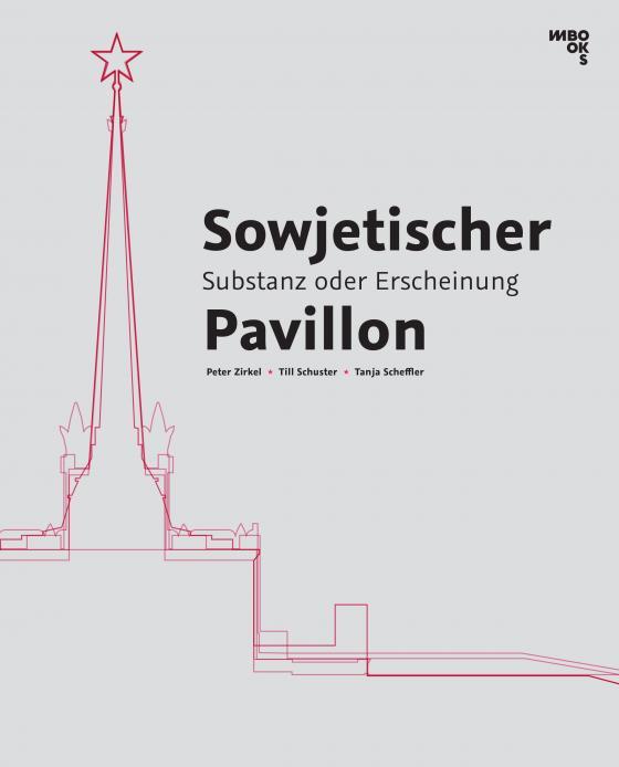 Cover-Bild Sowjetischer Pavillon Leipzig