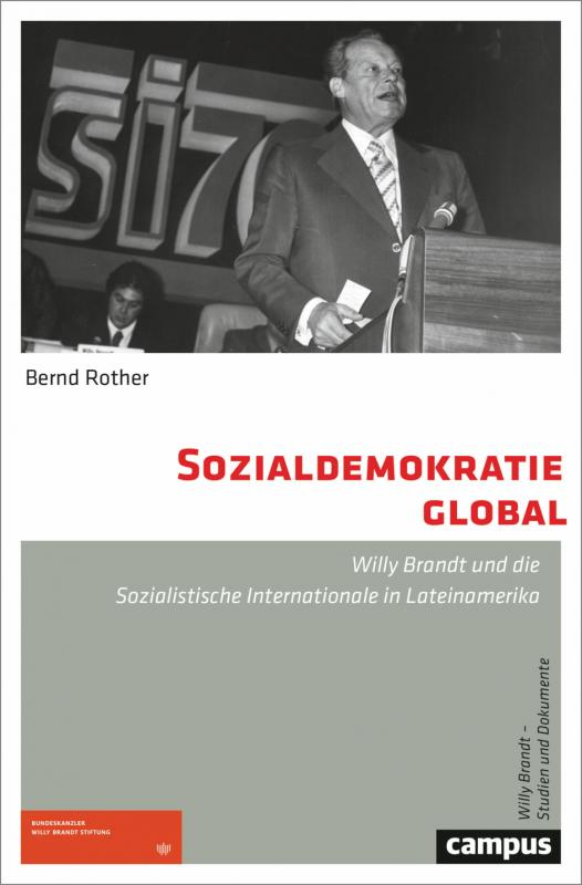 Cover-Bild Sozialdemokratie global