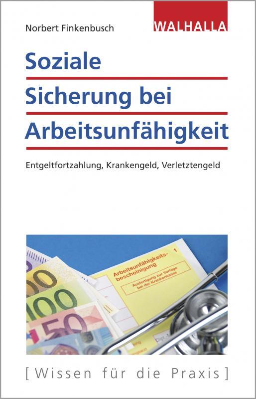 Cover-Bild Soziale Sicherung bei Arbeitsunfähigkeit