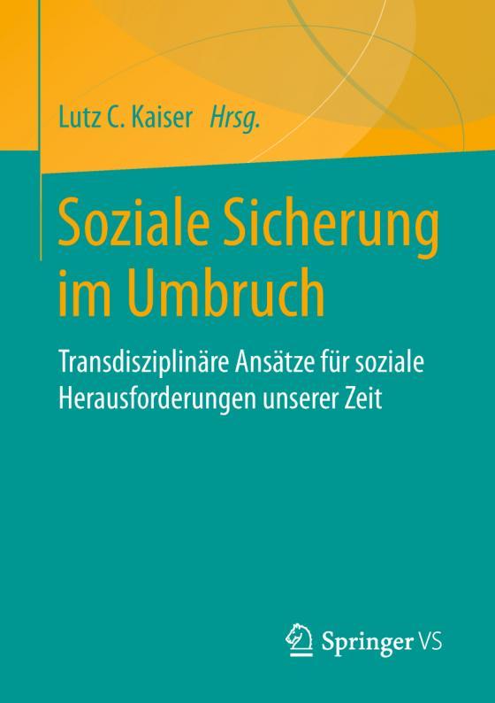 Cover-Bild Soziale Sicherung im Umbruch