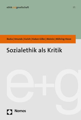 Cover-Bild Sozialethik als Kritik