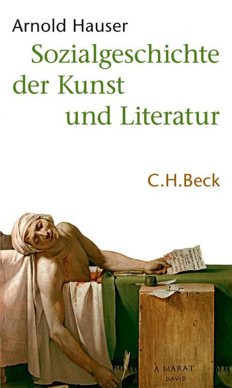 Cover-Bild Sozialgeschichte der Kunst und Literatur