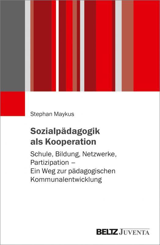 Cover-Bild Sozialpädagogik als Kooperation