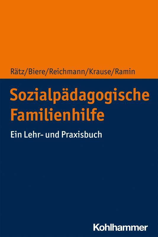 Cover-Bild Sozialpädagogische Familienhilfe