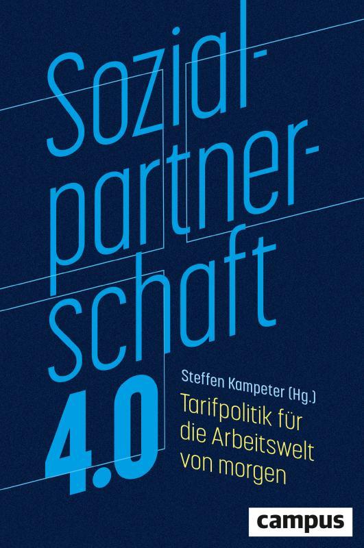 Cover-Bild Sozialpartnerschaft 4.0