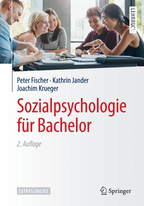 Cover-Bild Sozialpsychologie für Bachelor