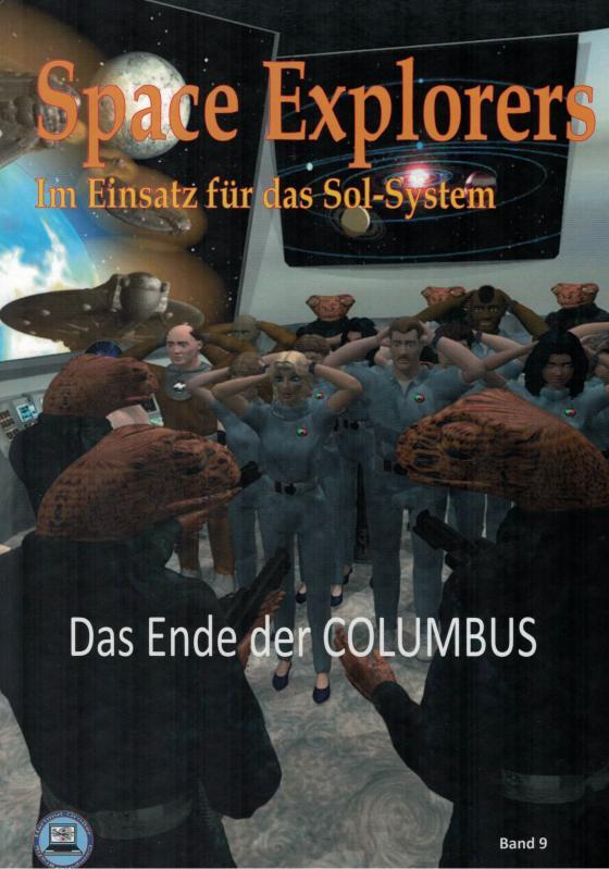 Cover-Bild Space Explorers - Im Einsatz für das Sol-System