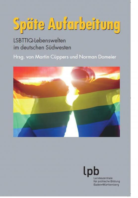Cover-Bild Späte Aufarbeitung