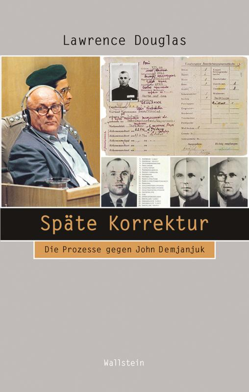 Cover-Bild Späte Korrektur