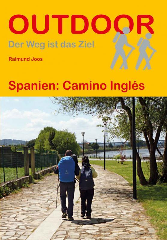 Cover-Bild Spanien: Camino Inglés