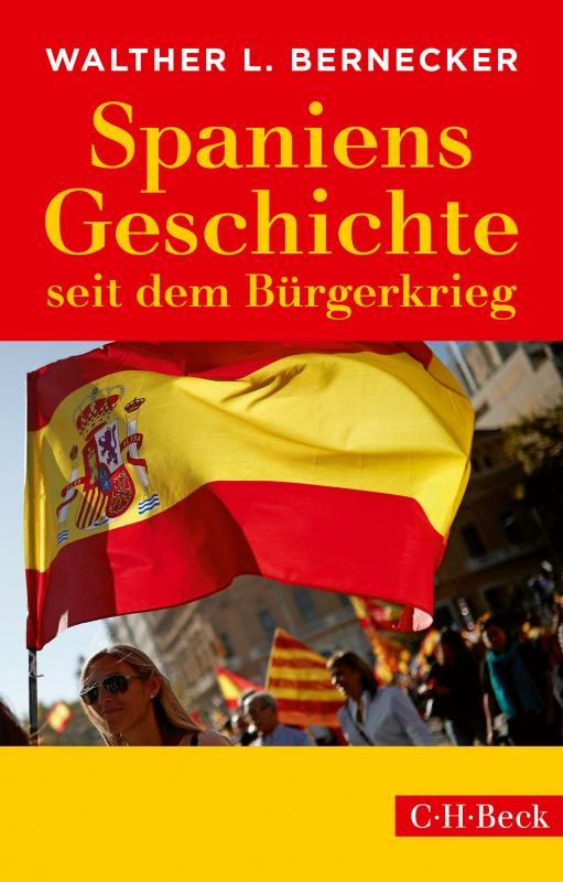 Cover-Bild Spaniens Geschichte seit dem Bürgerkrieg