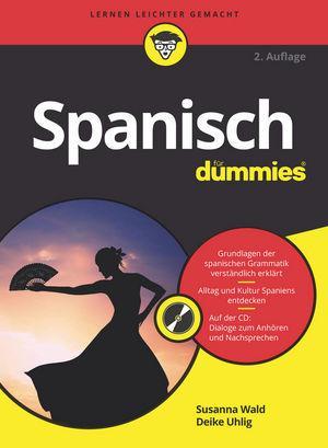 Cover-Bild Spanisch für Dummies