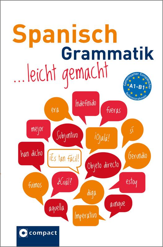 Cover-Bild Spanisch Grammatik leicht gemacht A1-B1