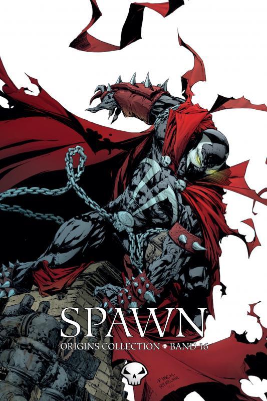 Cover-Bild Spawn Origins Collection