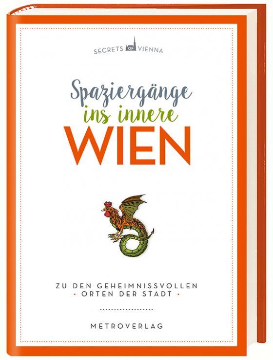 Cover-Bild Spaziergänge ins innere Wien