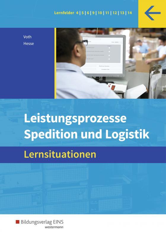 Cover-Bild Spedition und Logistik
