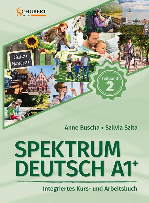 Cover-Bild Spektrum Deutsch A1+: Teilband 2