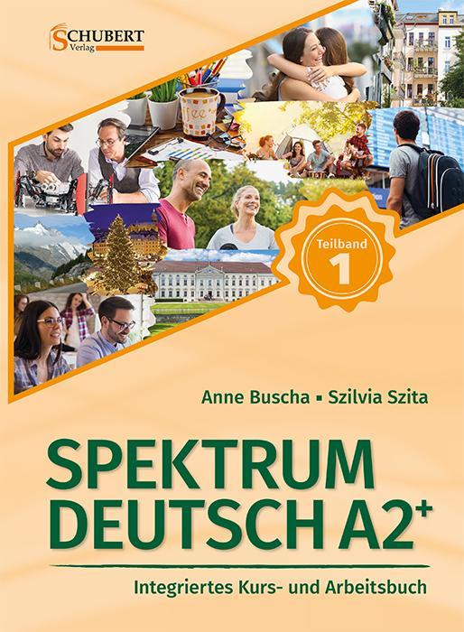 Cover-Bild Spektrum Deutsch A2+: Teilband 1
