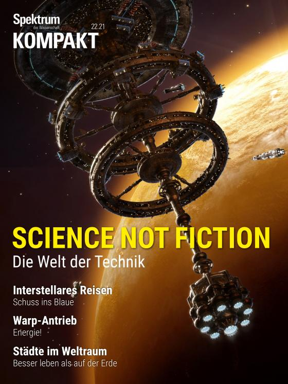 Cover-Bild Spektrum Kompakt - Science not fiction