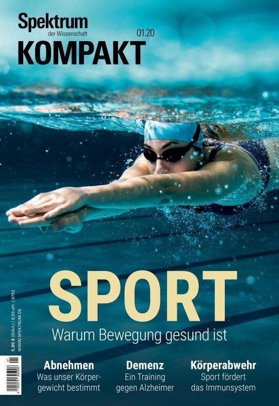 Cover-Bild Spektrum Kompakt - Sport