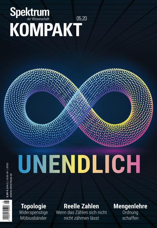 Cover-Bild Spektrum Kompakt - Unendlich