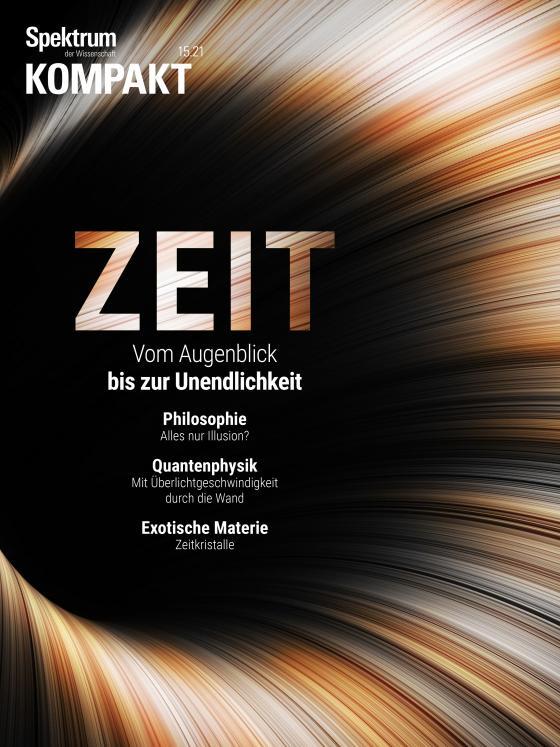 Cover-Bild Spektrum Kompakt - Zeit
