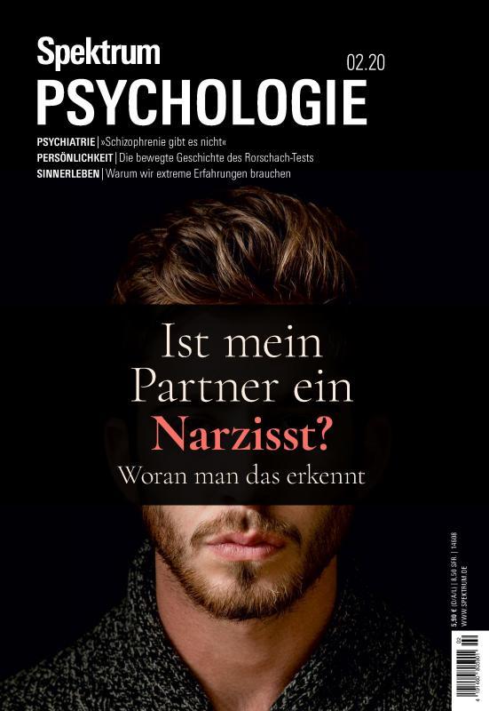 Cover-Bild Spektrum Psychologie - Ist mein Partner ein Narzisst?