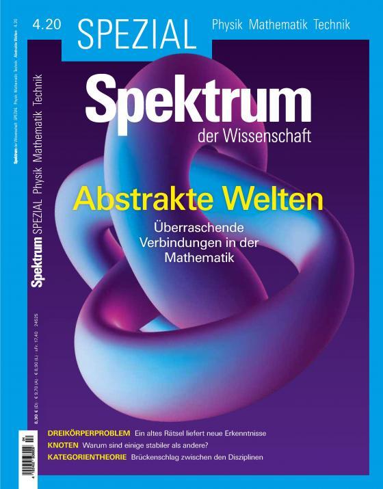 Cover-Bild Spektrum Spezial - Abstrakte Welten