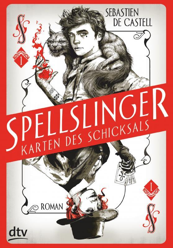 Cover-Bild Spellslinger – Karten des Schicksals