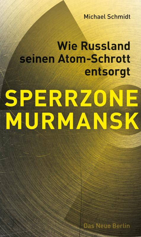 Cover-Bild SPERRZONE MURMANSK